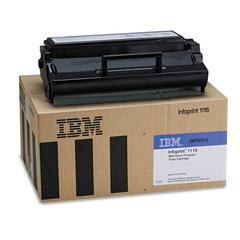 InfoPrint Solutions Company 28P2412 Toner, 3000 Page-Yield, Black