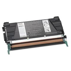 39V0314 Toner, 8000 Page-Yield, Black