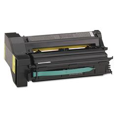 InfoPrint Solutions Company 39V0938 Toner, 10000 Page-Yield, Yellow