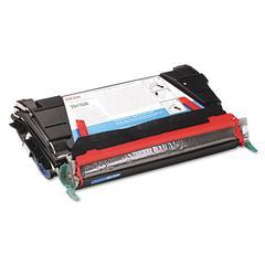 InfoPrint Solutions Company 39V1626 High-Yield Toner, 7000 Page-Yield, Cyan