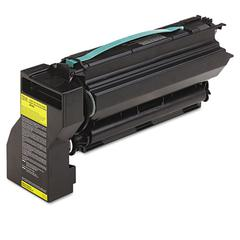 39V1922 High-Yield Toner, 10000 Page-Yield, Yellow
