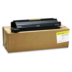 53P9395 High-Yield Toner, 14000 Page-Yield, Yellow