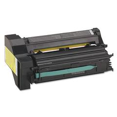InfoPrint Solutions Company 75P4054 Toner, 6000 Page-Yield, Yellow