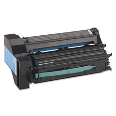 InfoPrint Solutions Company 75P4056 High-Yield Toner, 15000 Page-Yield, Cyan