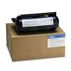 InfoPrint Solutions Company 75P4305 Extra High-Yield Toner, 32000 Page-Yield, Black