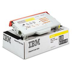 InfoPrint Solutions Company 75P5429 Toner, 6600 Page-Yield, Yellow