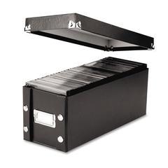 Snap-N-Store Media Storage Box, Holds 60 Slim/30 Standard Cases