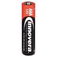 Alkaline Batteries, AAA, 8 Batteries/Pack