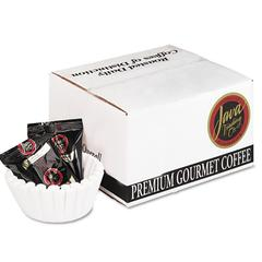 Coffee Portion Packs, 1.5oz Packs, 100% Colombian, 42/Carton