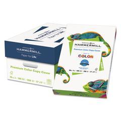 Premium Color Copy Cover, 100 Bright, 100lb, 17 x 11, Photo White, 250 Sheets/PK