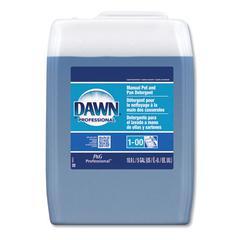 Manual Pot & Pan Dish Detergent, Original Scent, Five Gallon Cube