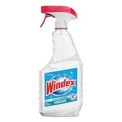 Multi-Surface Vinegar Cleaner, Fresh Clean Scent, 23 oz Spray Bottle, 8/Carton