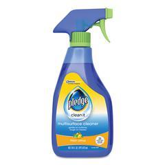 Multi-Surface Cleaner, Clean Citrus Scent, 16oz Trigger Bottle, 6/Carton