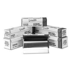 "Standard Aluminum Foil Roll, 12"" x 500 ft"