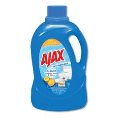 Oxy Overload Laundry Detergent, Fresh Burst Scent, 134 oz Bottle, 4/Carton
