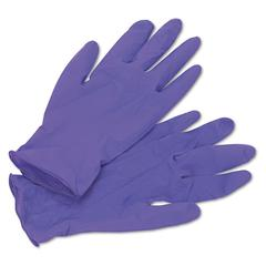 PURPLE NITRILE Exam Gloves, Medium, Purple, 100/Box