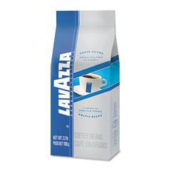 Lavazza Gran Filtro Italian Light Roast Coffee, Arabica Blend, 2.25oz Packet, 30/Carton