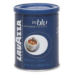 Lavazza Blue Ground Espresso Coffee, 8.8oz Can