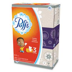 White Facial Tissue, 2-Ply, White, 180 Sheets/Pack, 8 Packs/Carton