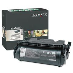 12A7462 High-Yield Toner, 21000 Page-Yield, Black