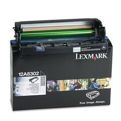 Lexmark 12A8302 Photoconductor Kit, Black