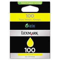 Lexmark 14N0902 (100) Ink, 200 Page-Yield, Yellow
