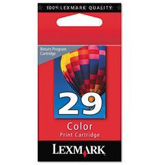 Lexmark 18C1429 Ink, Tri-Color