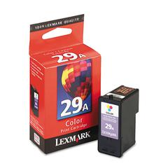 Lexmark 18C1529 (29A) Ink, 150 Page-Yield, Tri-Color