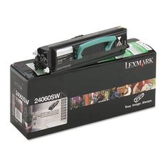 24060SW Toner, 2500 Page-Yield, Black