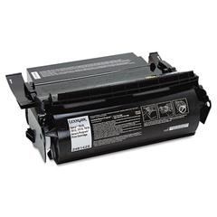 Lexmark 24B1429 Toner, 10000 Page-Yield, Black