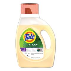 PurClean Liquid Laundry Detergent, Honey Lavender, 50 oz Bottle