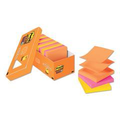 Pop-up 3 x 3 Note Refill, Rio de Janeiro, 90 Notes/Pad, 18 Pads/Pack