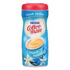 French Vanilla Creamer Powder, 15oz Plastic Bottle