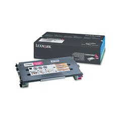 Lexmark C500H2MG Toner, 3000 Page-Yield, Magenta