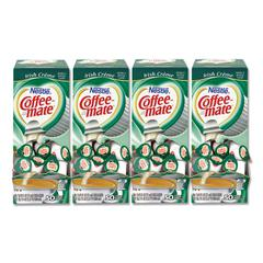 Liquid Coffee Creamer, Irish Creme, 0.38 oz Mini Cups, 50/Box, 4 Boxes/Carton, 200 Total/Carton