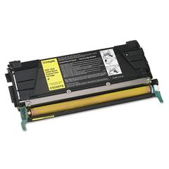 Lexmark C5220YS Toner, 3000 Page-Yield, Yellow