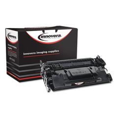 Remanufactured CF226X (26X) High-Yield Toner, 9000 Page-Yield, Black