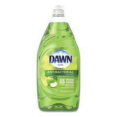 Ultra Antibacterial Dishwashing Liquid, Apple Blossom, 40 oz Bottle