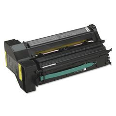 Lexmark C7720YX Extra High-Yield Toner, 15000 Page-Yield, Yellow