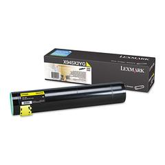 X945X2YG High-Yield Toner, 22000 Page-Yield, Yellow
