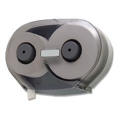 "9"" Stub Saver Dispenser, 16.5"" x 5.5"" x 11.5"", Transparent"