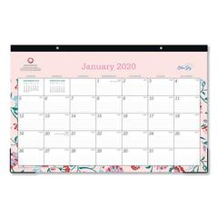 Breast Cancer Awareness Desk Pad, 17 x 11, 2020