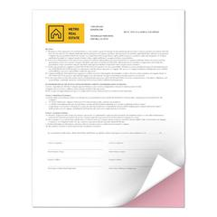 Revolution Digital Carbonless Paper, 2-Part, 8 1/2 x 11, Pink/White, 5000/CT