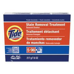 Stain Removal Treatment Powder, 7.6 oz Box, 14/Carton