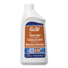 Tannin Spot Carpet Spot Remover, Peach, 25 oz Bottle, 15/Carton