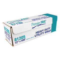 "Heavy-Duty Aluminum Foil Roll, 12"" x 500 ft"