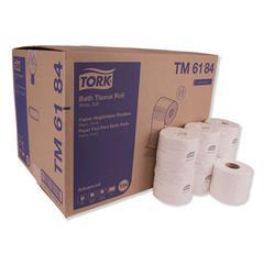 Advanced Bath Tissue, Septic Safe, 2-Ply, White, 550 Sheets/Roll, 80 Rolls/Carton