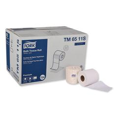 Premium Bath Tissue, Septic Safe, 2-Ply, White, 460 Sheets/Roll, 96 Rolls/Carton