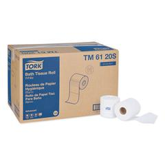 Advanced 2-Ply Bath Tissue, Septic Safe, White, 500 Sheets/Roll, 96 Rolls/Carton
