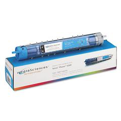 Media Sciences MS630CHC Compatible 106R01082 High-Yield Toner, Cyan